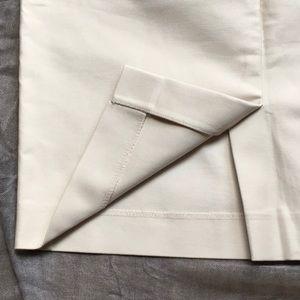 J. Crew Skirts - J. CREW Cream Pencil-Skirt